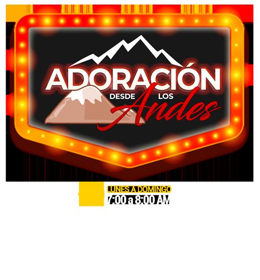 ¡Adoración en los Andes!