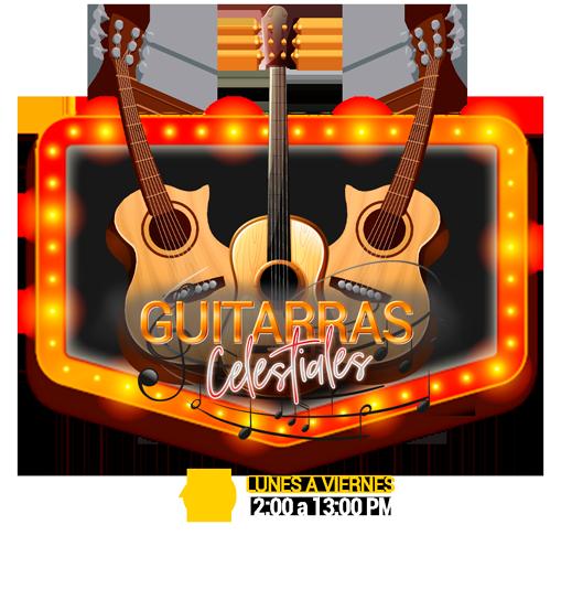 ¡Guitarras Celestiales!